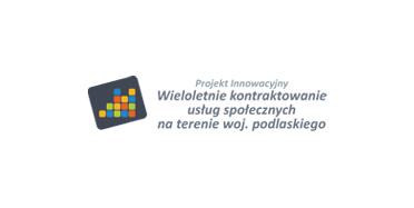 PI Kontraktowanie usług społecznych na terenie woj. podlaskiego